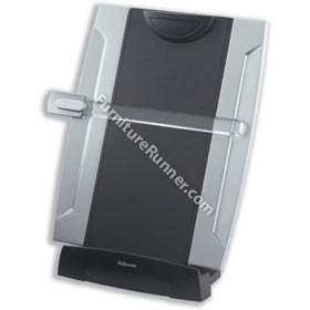 Fellowes Office Suites Copyholder - Desktop with Memo Board