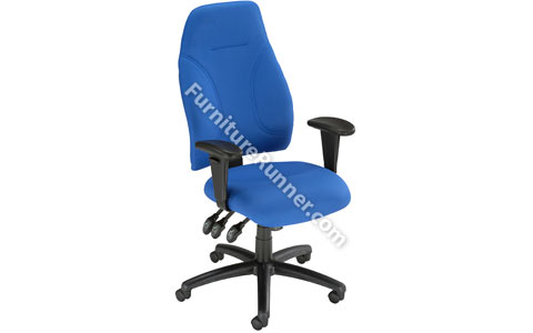 Adroit Posture High Back Posture Arm Chair