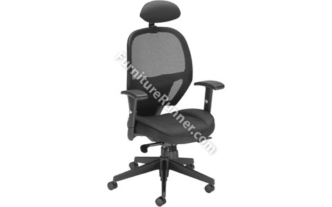 influx Amaze Task Chair with Head Rest
