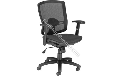 Influx Mesh All Mesh Task Armchair
