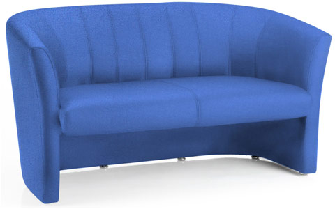 Dynamic Neo Twin Tub Blue Fabric