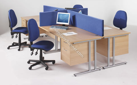 DAMS Universal Desk Screen