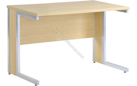 DAMS Dynamic Straight Cantilever End Desk