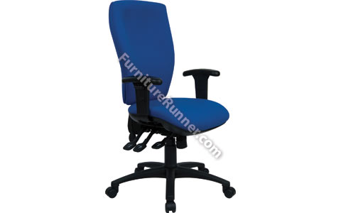 Cappela Posture Deluxe Square Back Posture Chair