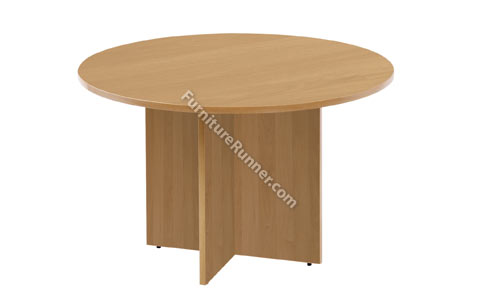 Arista Round Meeting Table