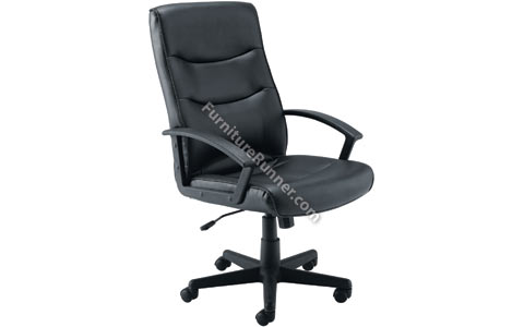 Jemini Leather Look Executive Chair