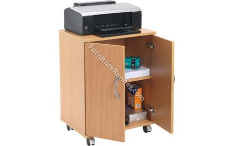Jemini Mobile Printer Stand