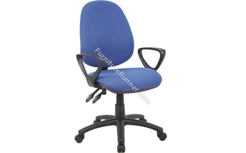 DAMS Vantage 100 - Fixed Arm Operators Chair