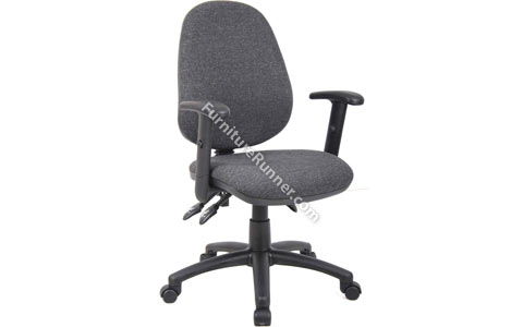 DAMS Vantage 100 - Adjustable Arm Operators Chair