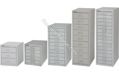 Bisley Multi Drawer Cabinets