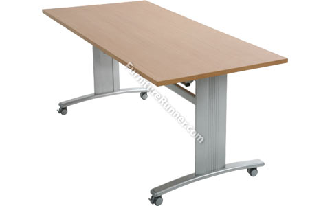 Arista Rectangular Flip Top Tables