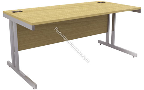 Gresham Deskits Rectangular Desk
