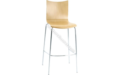 Gresham Cafe Bar Laminated Stool