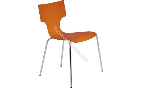 Gresham Cafe Bar Stacking Chair