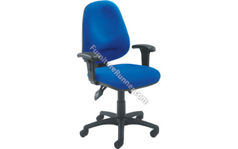 Arista High Back Tilt Operator Chair