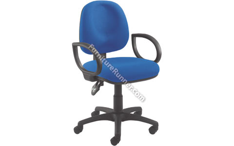 Arista Medium Back Operator Chair