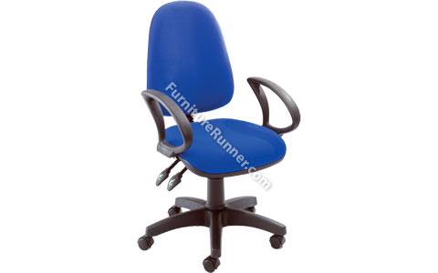 Jemini High Back Tilt Operator Chair