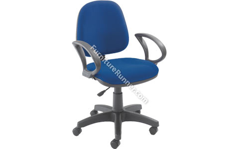 Jemini Medium Back Operator Chair - 5 hours
