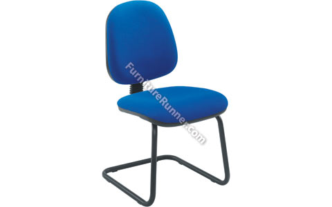 Jemini Medium Back Visitor Chair