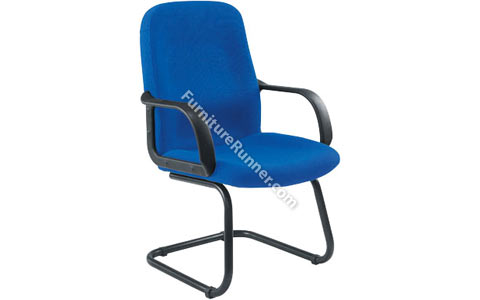 Jemini Visitor Chair with Cantilever Frame