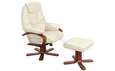Teknik Office Atlanta Luxury Recliner Chair