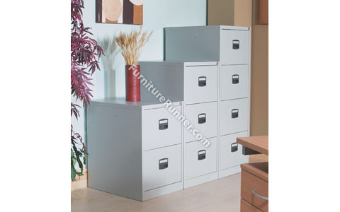 Bisley Contract Filing Cabinets