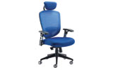 Arista High Back Chair with Headrest