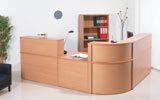 Jemini Modular Reception Furniture