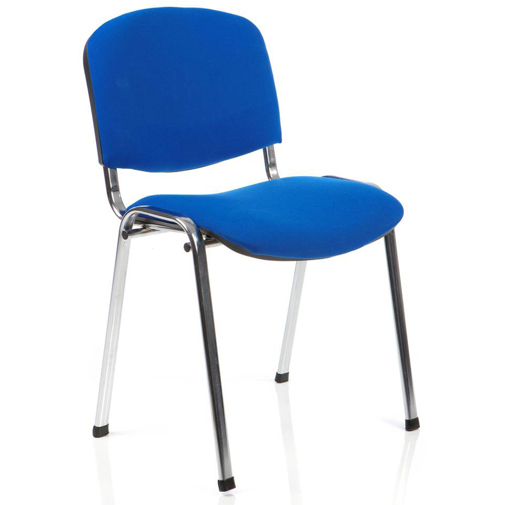 dynamic iso visitor chair blue fabric chrome frame who makes the best quality leather furniture who makes the best quality leather couches